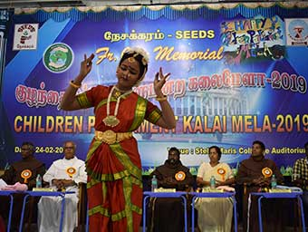 Children Parliament Kalai Mela
