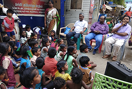 Beneficiaries-Street Child